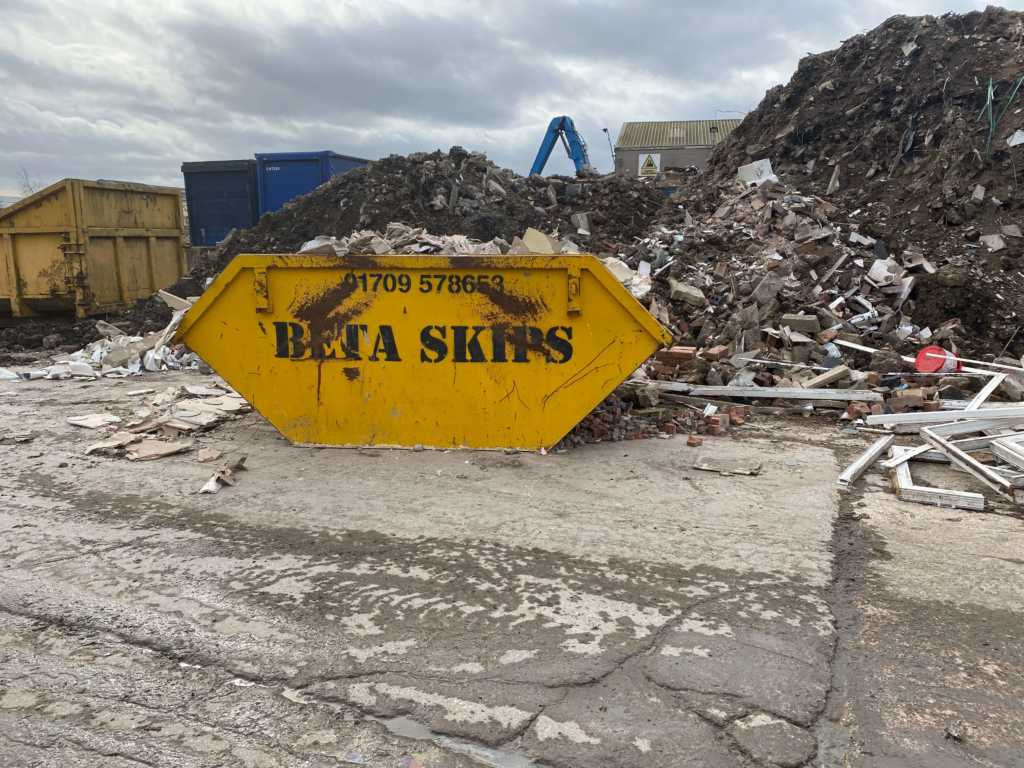 Cheap Skips in Rotherham